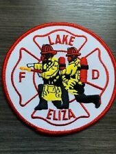 Lake Eliza Indiana Fire Department Patch