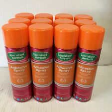 ADHESIVE SPRAY 500ML AEROSOL X 24