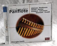 CD ZAUBER DER PANFLÖTE - Georghe Zamfir