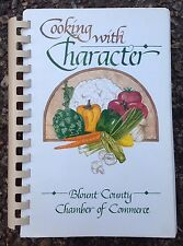 1993 BLOUNT COUNTY CHAMBER OF COMMERCE COOKBOOK, MARYVILLE, TN