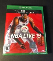 NBA Live 19 [ The One Edition ] (XBOX ONE) NEW