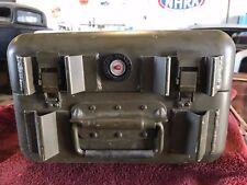 Military Radio Case ID-1189/PR CY-6078/PR Aluminum Storage Container Waterproof