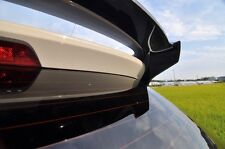 Tucson IX35 Rear Roof GlassWing Spoiler Black painted