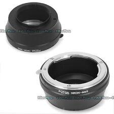 FOTGA Adapter for Nikon AI lens to Micro 4/3 M4/3 EP1 EP-2 GF1 GF2 G1 G3 GH1 GH2