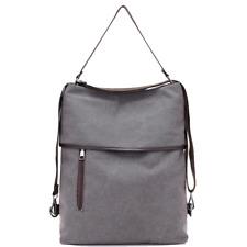 Canvas Handbags Leisure Crossbody Bags for Women Multifunction Lady Shoulder Bag