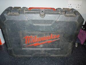 Milwaukee PH26X SDS Hammer Drill 110v 240v Case only DIY Power Tool