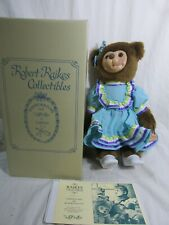 "Robert Raikes Collectibles - Maria rare 15"" bear Signed 247/250"