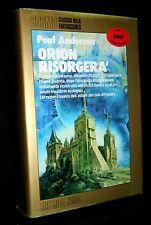 POUL ANDERSON - ORION RISORGERà - COSMO NORD ORO 1988 - 9788842903901