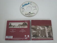 U2/THE UNFORGETTABLE FIRE(ISLAND IMCD 236+822 898-2) CD ALBUM