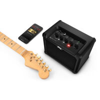 IK Multimedia iRig Micro Amp 15W Battery-Powered Guitar Amp Ios/Usb Interface