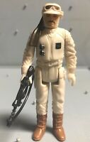 Vintage 1980 Kenner Star Wars ESB Hoth Rebel Commander Complete Weapon Hong Kong
