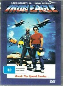 Iron Eagle DVD - Lou Gossett JR- New & Sealed