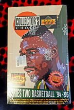 1994-95 Collector's Choice Series 2 [New w/Blow Up Card Possible Jordan,Rare!!!]