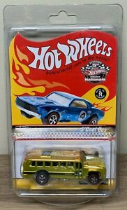 Hot Wheels RLC Redline Collectors Convention Series S'Cool Bus #04314/10000
