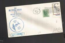 USS FLYING FISH SSN 673 LAUNCHING MAY 17, 1969 GROTON, CT.