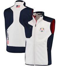 NEW Authentic Ralph Lauren Team USA 2016 PGA Rider Cup Golf Vest Size Mens XL