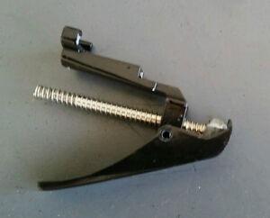 Porsche 911 930 70-72 74-89 Outer Door Handle Trigger Replacement Kit-Black
