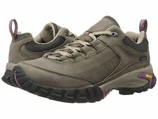 New Vasque Womens Talus Trek UltraDry Athletic Leather Support Hiking Shoes Sz 8