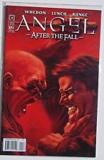 Btvs Angel After The Fall Issue #11. Cover B. Whedon, Lynch, Runge. Never Read.