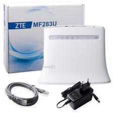 ZTE MF283u 150Mbs 4G LTE CPE Cube Wireless Router 4G Wifi Router pk B315