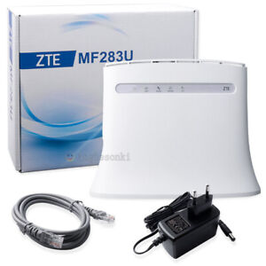 ZTE MF283u 150Mbs 4G LTE CPE Cube Wireless Router 4G Wifi Router pk B315