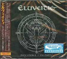 ELUVEITIE-EVOCATION II-JAPAN CD F56