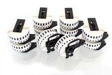 10x Rouleau Etiquettes Standard 29mm 30,48m pour Brother P-touch QL-700
