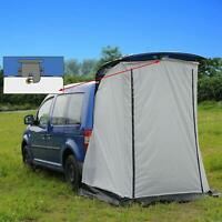 tailgate rear tent Volkswagen VW Caddy  easy set up - shower tent