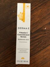 Derma-e Vitamin C Concentrated Serum 60ml New