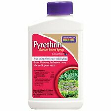 Pyrethrin Garden Insect Spray Concentrate - Effective Aphids Killer (8oz)