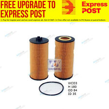 Wesfil Oil Filter WCO3 fits Ford F250 6.0 V8 AWD,6.0 V8