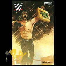 WWE Money in the BANK #1 ComicsPRO Exclusive VARIANT Comic BOOM! Studios NM!