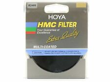 Brand New Hoya 52mm Neutral Density ND-400 X, 9 Stop Multi-Coated Glass Filter