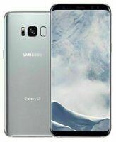 Samsung Galaxy S8 SM-G950 - 64GB - Arctic Silver (Unlocked)