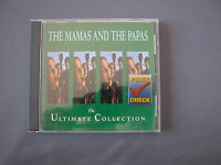CD THE MAMAS AND THE PAPAS - THE ULTIMATE COLLECTION