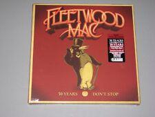 FLEETWOOD MAC  50 Years Don't Stop 5LP Box Set New Sealed Vinyl 5 LP Fifty
