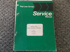 IH International 270A Pay Wheel Backhoe Tractor Shop Service Repair Manual