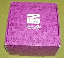 Silk'n Flash & Go Hair Removal System With Original Box
