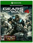 GEARS OF WAR 4 * XBOX ONE * BRAND NEW FACTORY SEALED!