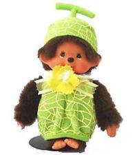 Sekiguchi Monchhichi Fruit Costume Melon Plush Doll Official Licensed