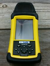 TRIMBLE TDS RECON Pocket PC DATA COLLECTOR Used Untested