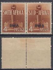 SWA Südwestafrika 1941 * Mi.224/25 MLH, Stamp South Africa w/ovpt. [sq7480]