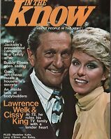 In The Know Magazine February 1976 Lawrence Welk, Cissy King EX 112315DBE2