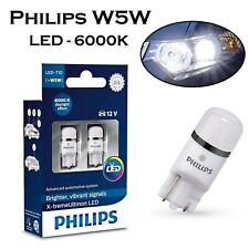 2x Philips W5W 12V 127996000KX2 X-treme Ultinon Kalt Weiß Top Qualität Lampe