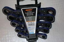 Jakemy 5-teilig Doppel Ratschen Ringschlüssel Schraubenschlüssel Set NEU