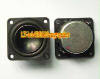 """2pcs 1.75"""" inch 43mm 4/8ohms 10W full-range speaker Loudspeaker"""