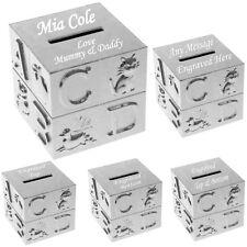 Engraved Money Box Godson - God Son Gift