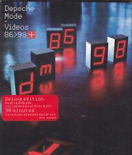 DEPECHE MODE - videos 86-98 DVD