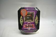 Nice Vintage Rare HTF Sealed YUGIOH Sealed 1996 Tin Booster Packs USA OG Purple
