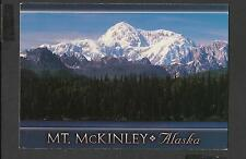 Colour Postcard Spectacular view Mount Mcinley South Side   Alaska unposted